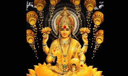 lakshmi puja for healthy and wealthy